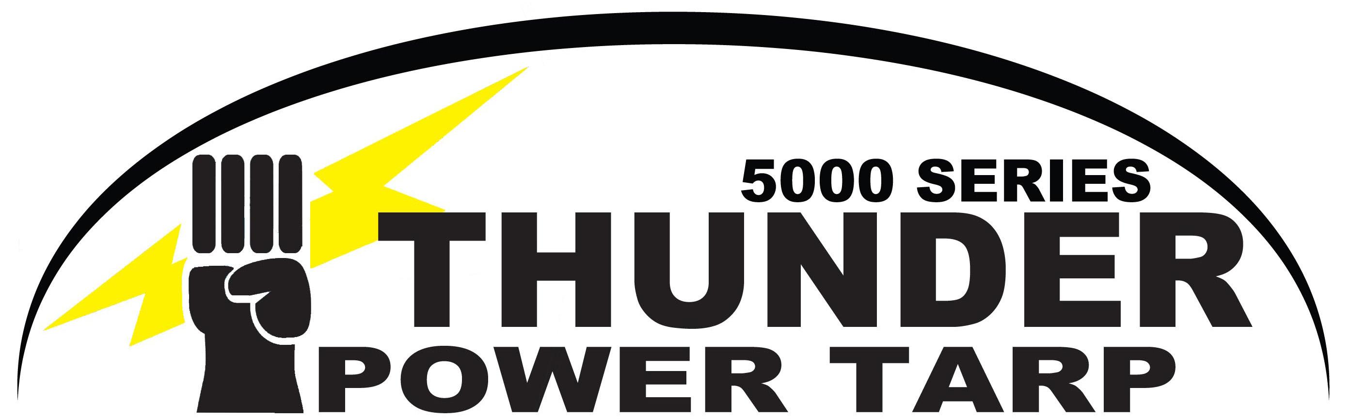 Thunder Power Tarp 5000 Series Logo